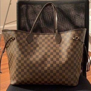 100% authentic Louis Vuitton Neverfull GM